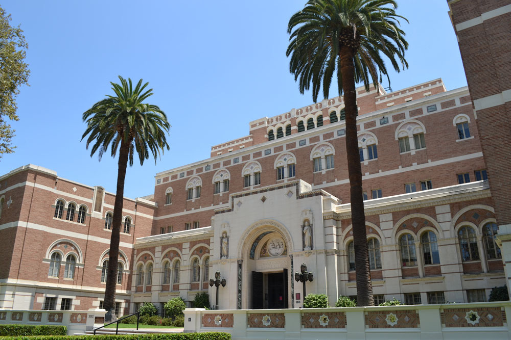 Doheny Memorial Library