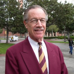 USC Trojan Marching Band Director Arthur C. Bartner