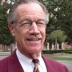 USC Trojan Marching Band Director Arthur C. Bartner