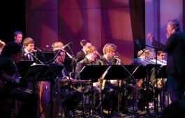 The USC Thornton Jazz Orchestra Performs at the 2011 Next Generation Jazz Festival in Monterey, CA.