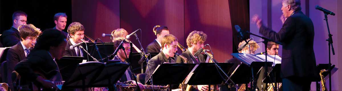 jazz studies program image