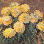 Flora L. Thornton's Chrysanthemums