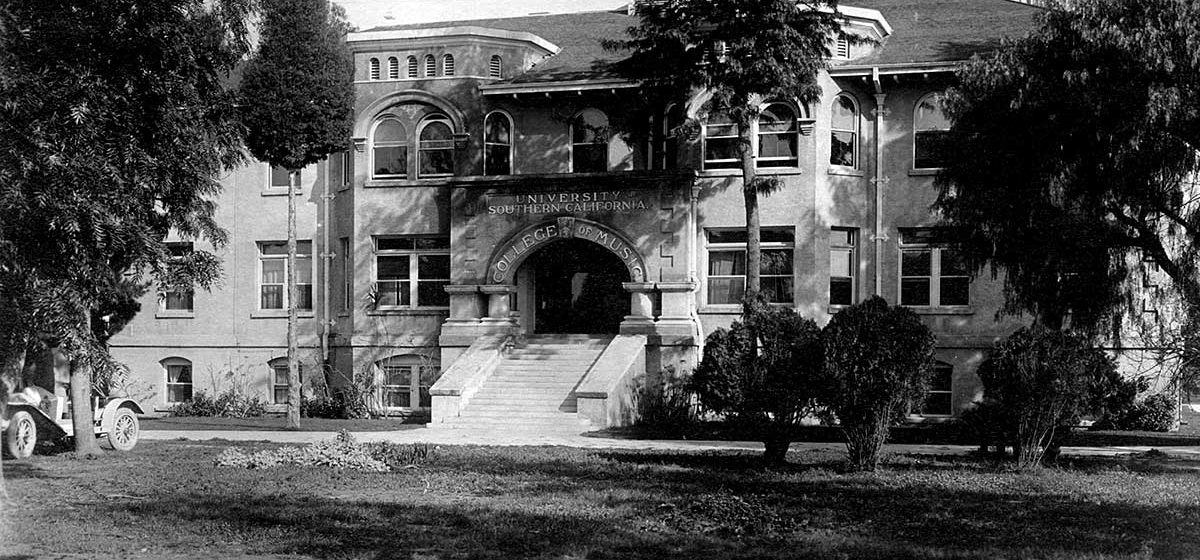 USC College of Music (1906)