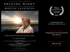 Shining Night - A Portrait of Composer Morten Lauridsen