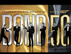 James Bond 50th Collection