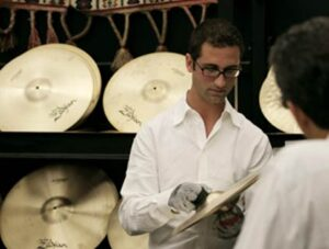 Ahmad became the first USC student to win the prestigious Kerope Zildjian Scholarship for percussion.