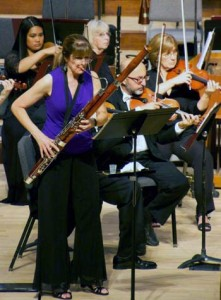 Judith Farmer performing the Gordon Jacob Concerto for Bassoon and Strings at the 42nd International IDRS Conference.