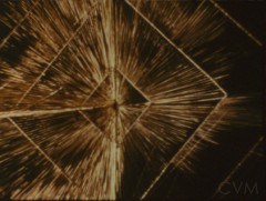 Still from The Sun Film by John Cage and Richard Lippold, courtesy Center for Visual Music