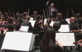 Videos of performances by the USC Thornton Symphony and the USC Thornton Wind Ensemble are also part of MUSAIC.