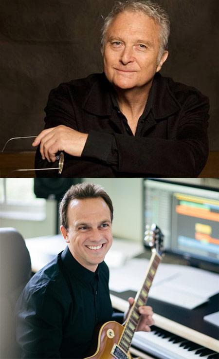 Randy Newman & Carlos Rafael Rivera