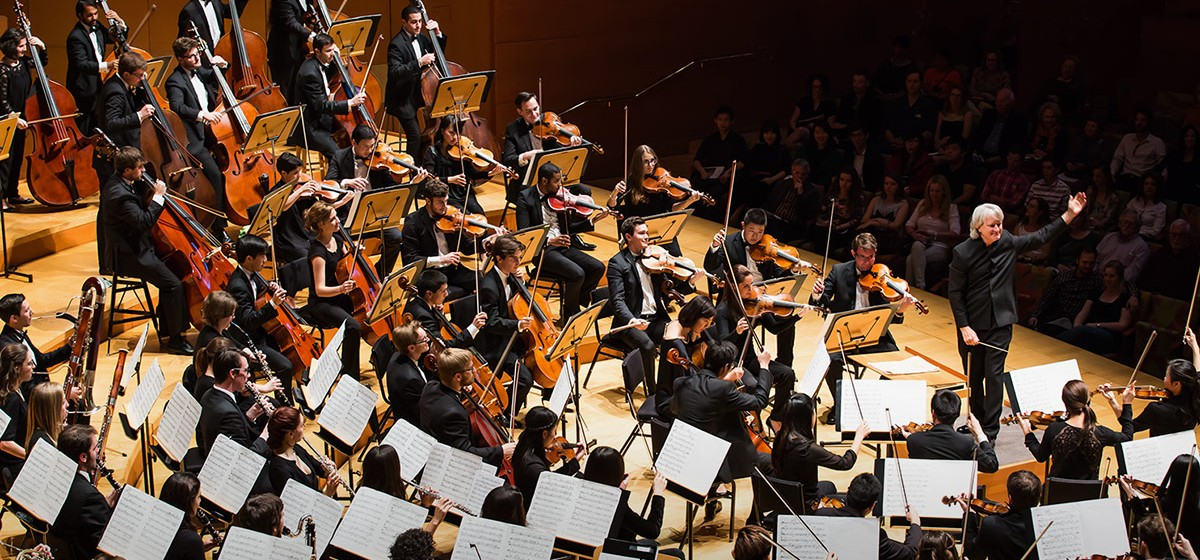 Thornton Symphony at Disney Hall