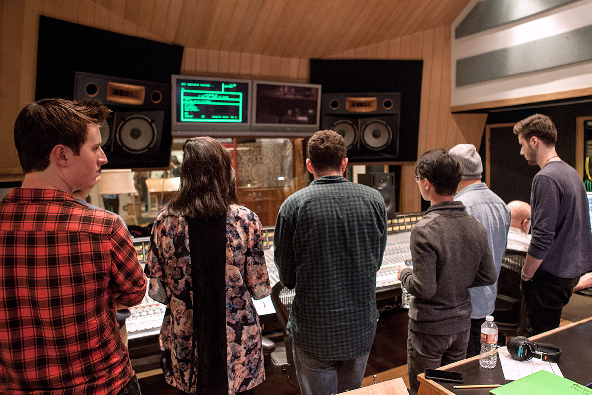 Audio and Video Production college degrees by major