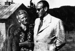 Emlie and Oskar Schindler