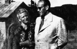 Emlie and Oskar Schindler