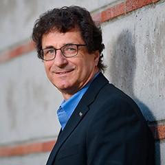 Dean Robert Cutietta of the USC Thornton School of Music, Dec. 7, 2015 (USC Photo/Gus Ruelas)