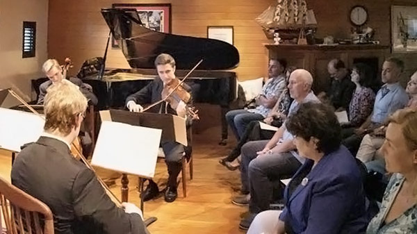 A Musical Home Away from Home | USC Thornton School of Music