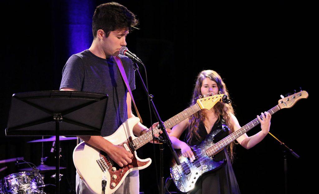 USC Summer Guitar Seminar - 2016 Showcase Event at Carson Center