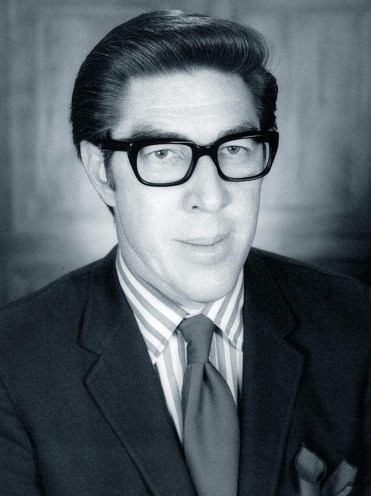 Daniel Lewis, 1970.