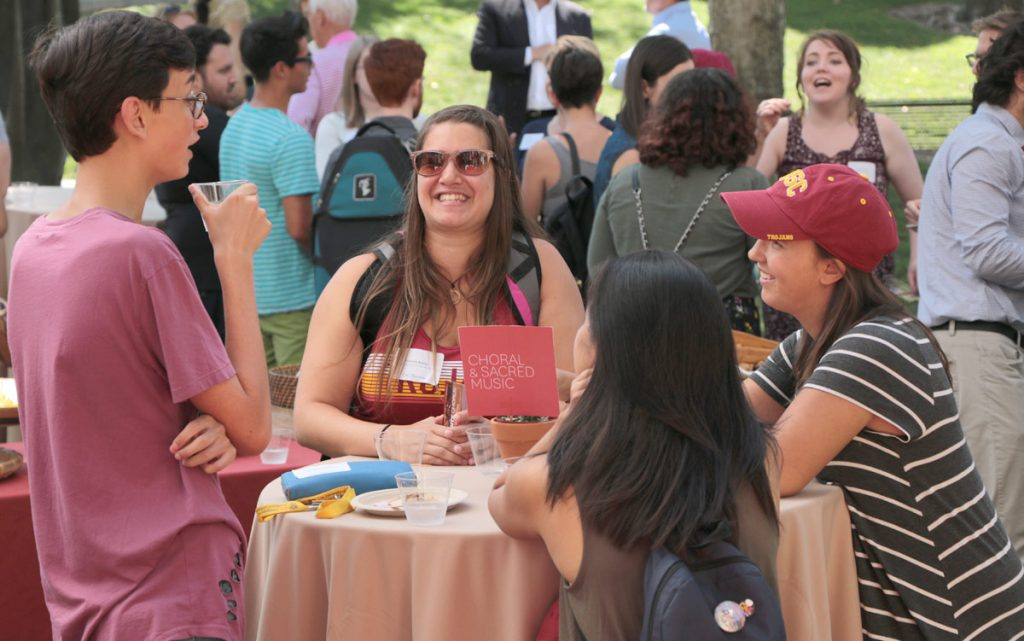 Slideshow: Fall 2017 Welcome Luncheon