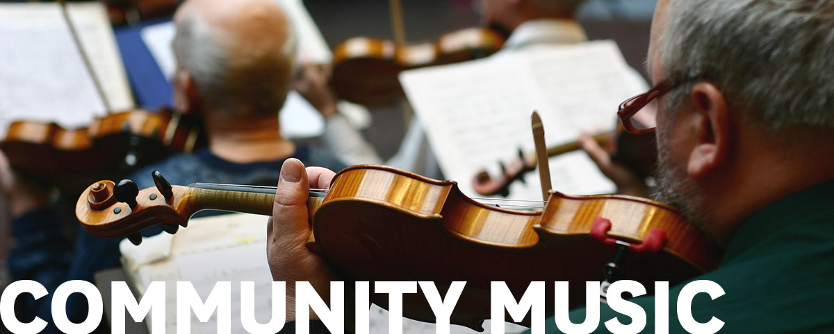 Careers in Community Music