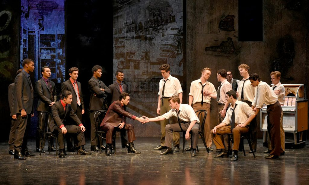 """West Side Story"" (Photo by Craig Schwartz/USC)"