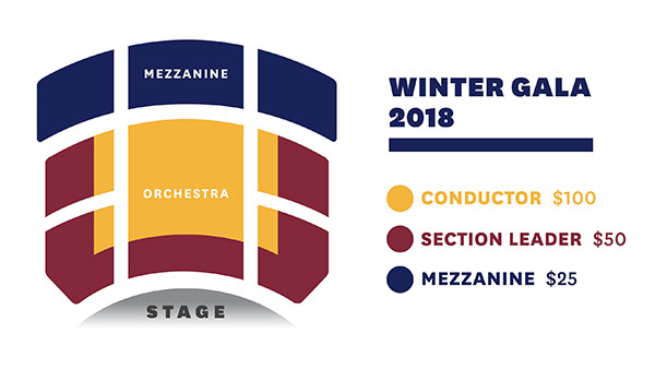 Winter Gala 2018 Seat Map
