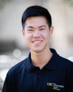 Ambassador Portrait of Alex Liang