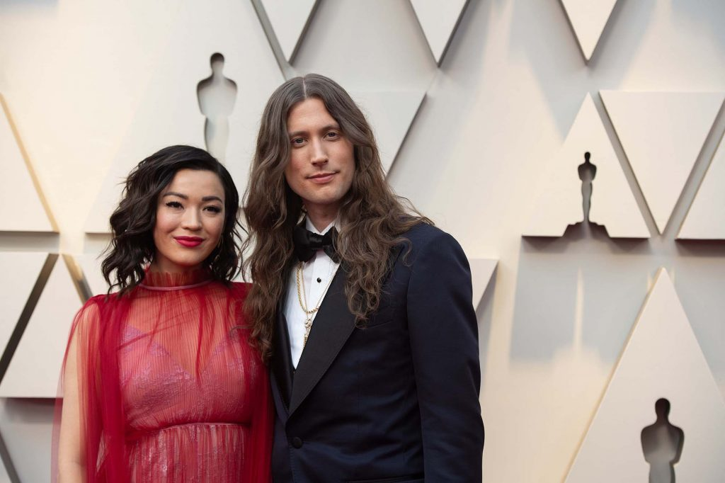 Oscar® nominee Ludwig Goransson and Serena McKinney arrive on the red carpet of The 91st Oscars® at the Dolby® Theatre in Hollywood, CA on Sunday, February 24, 2019. (Photo by Kyusung Gong  / ©A.M.P.A.S.)