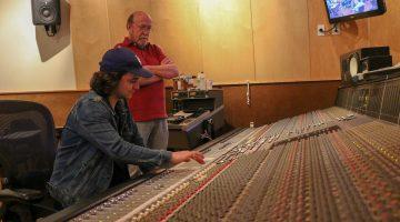 Recording Symphony Header