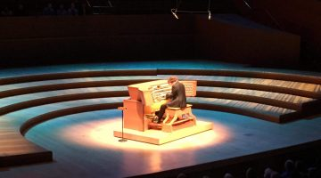 Thomas Mellon at Walt Disney Concert HAll