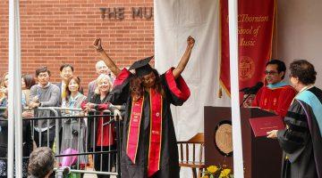 USC Thornton Commencement 2019