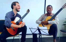 Photo of Mircea and Olushola