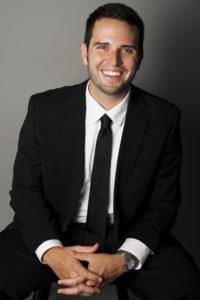 Portrait of Matthew Miles