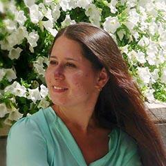 Photo of composer Adeliia Faizullina
