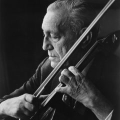 Photo of Gregor Piatigorsky