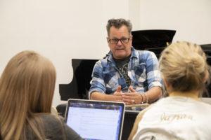 Kevin Lyman teaching