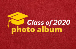 Class of 2020 photo album