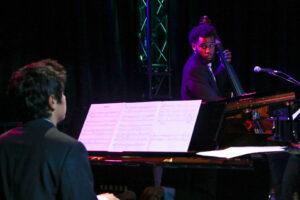 Yafeu Tyhimba performing