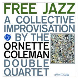 """Free Jazz"" album cover"