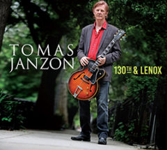Tomas Janzon album cover
