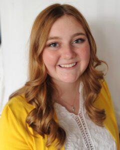 Ambassador Portrait for Olivia Wendland
