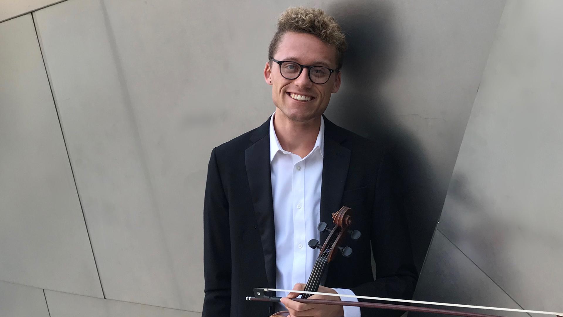 Portrait of Cameron Audras