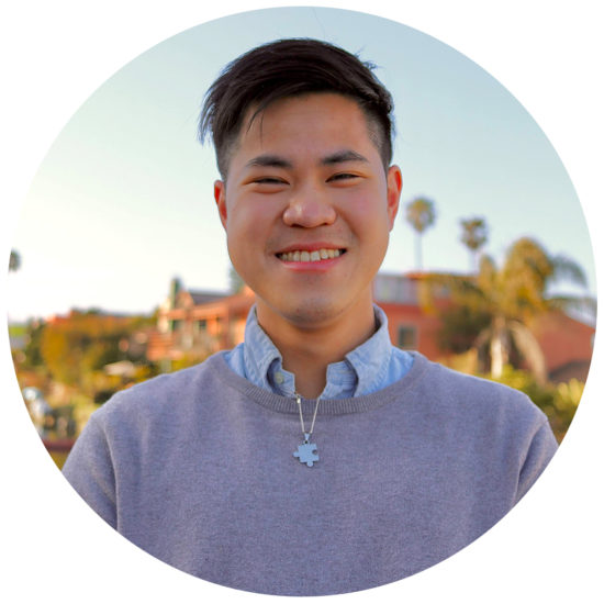 Portrait of Alex Liang