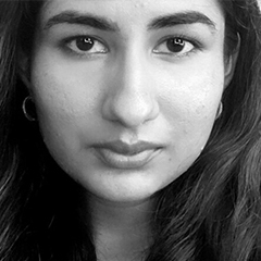 Portrait of Nina Shekhar