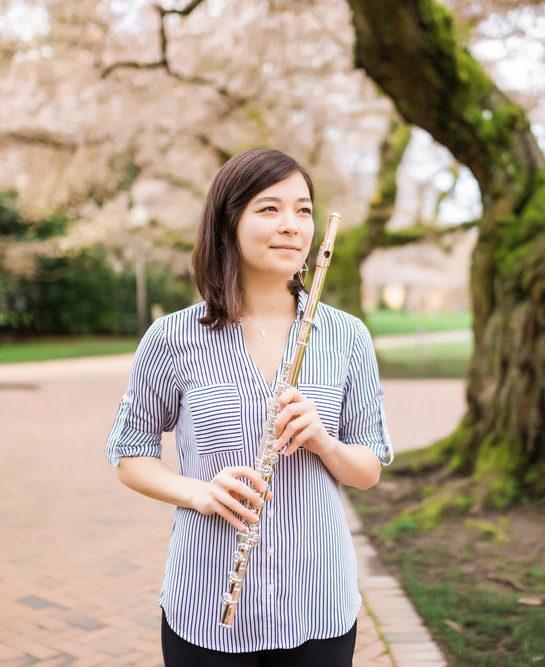 Outdoor photo of Sabrina Bounds