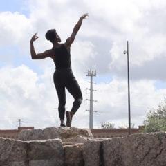 Photo of dancer