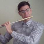 Photo of flutist