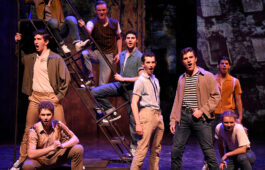 Musical Theatre performance of West Side Story
