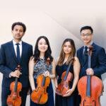 Photo of the Zelter Quartet